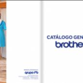 Nuevo catálogo de máquinas domésticas Brother